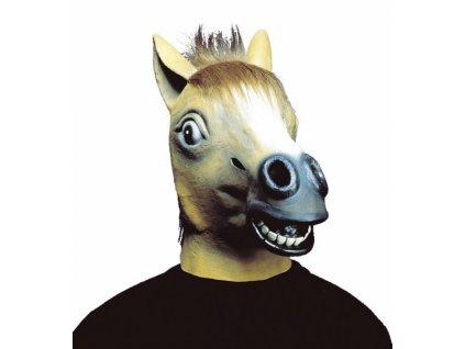 Koňská hlava maska