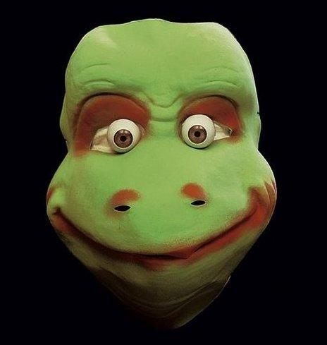 Kostým žába