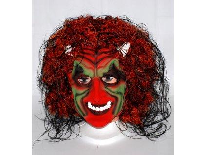 Čertovská maska