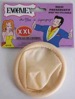 Žertovné kondomy