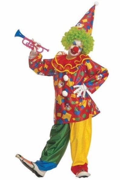 Kostým klauna pro děti