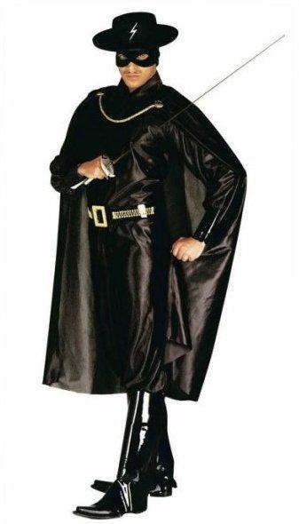 Kostým Zorro