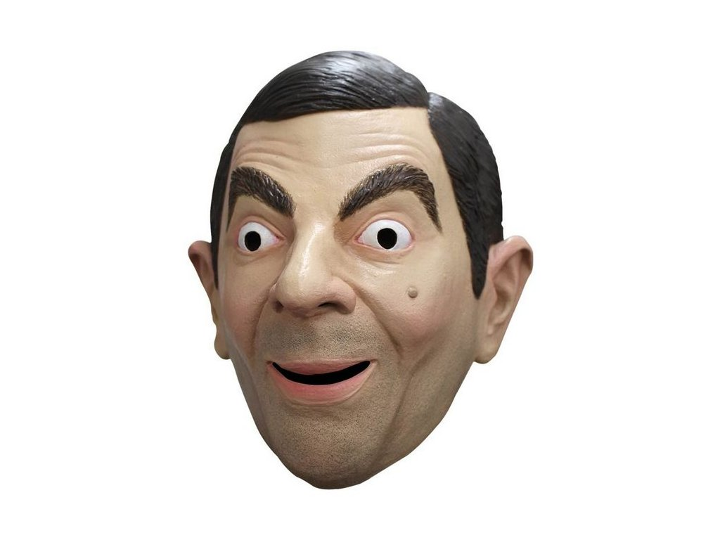 maska Mr bean