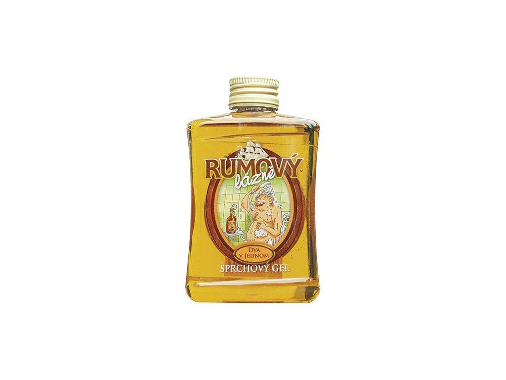 rum sprchova gel