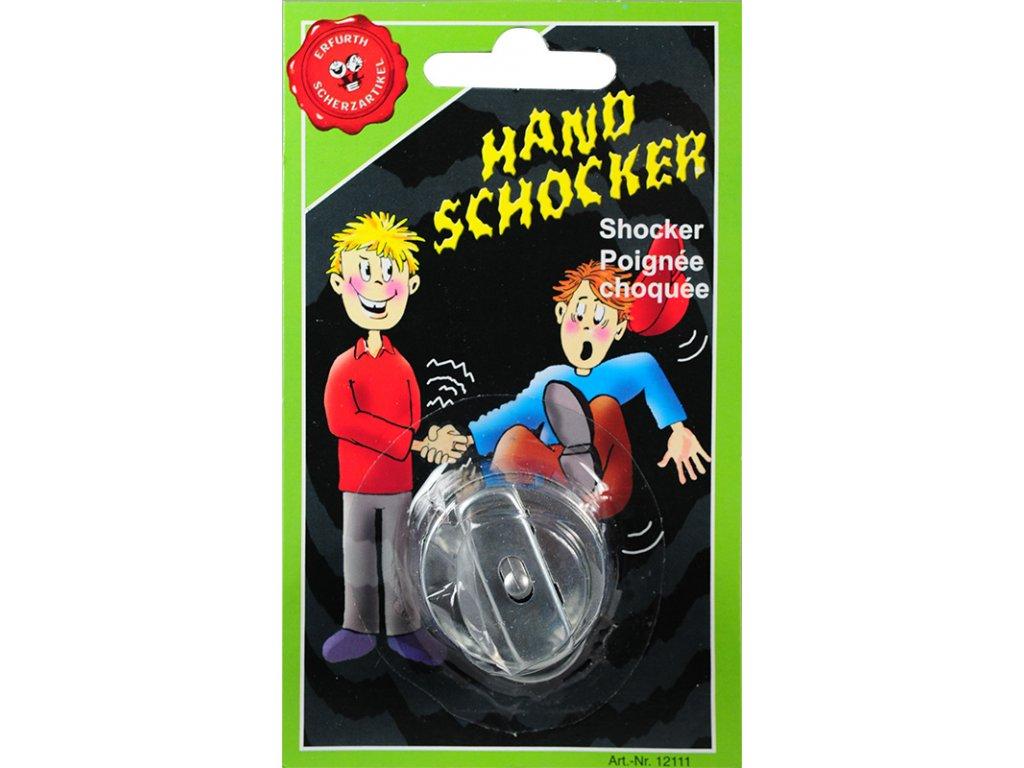 Hand buzer