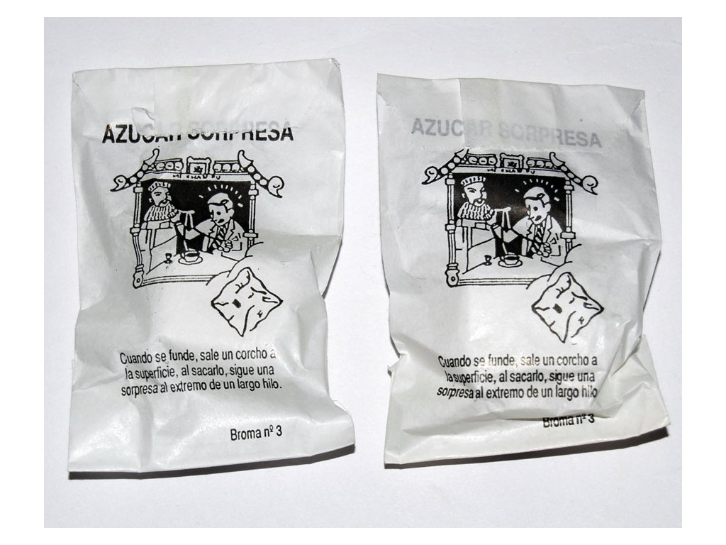 Cukr korek 20801