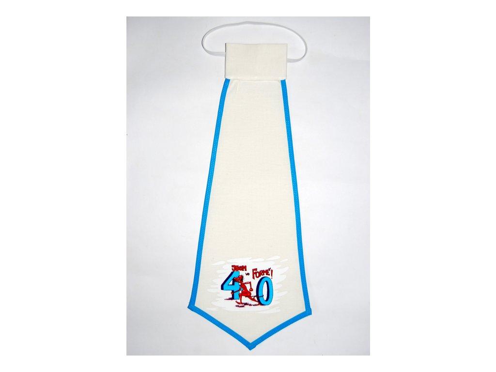 kravata 40 vyroci