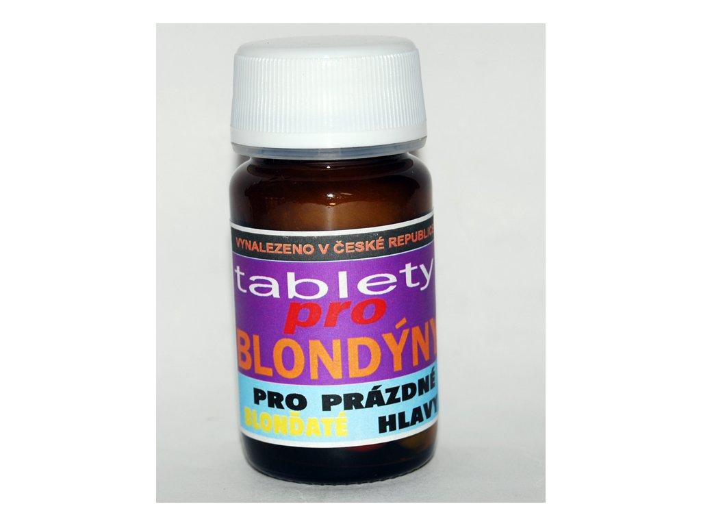 pilulky blondyny