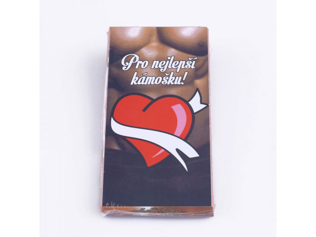 cokolada pro nejlepsi kamosku