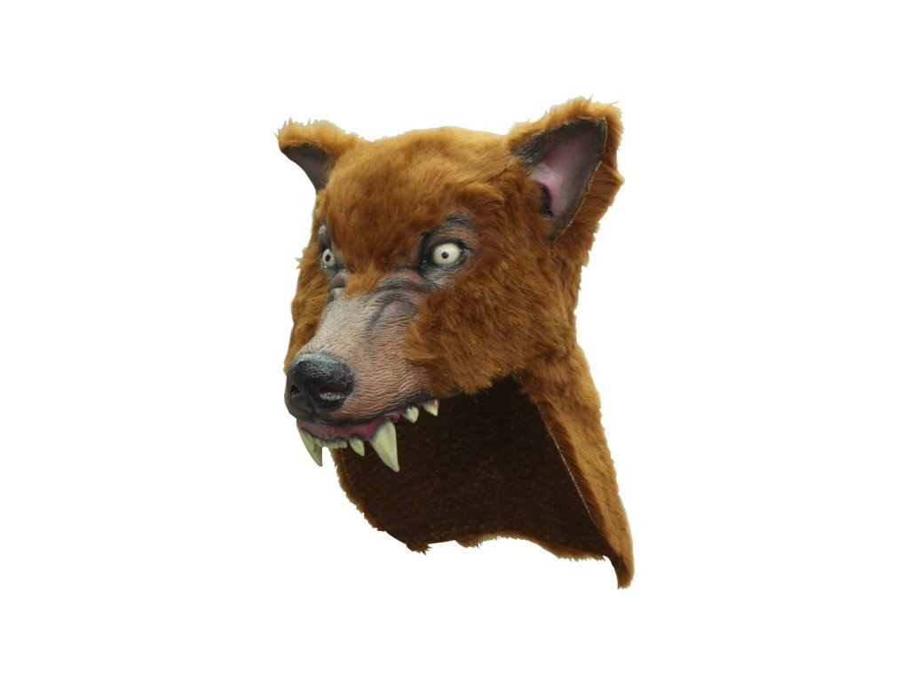 cepice maska vlk
