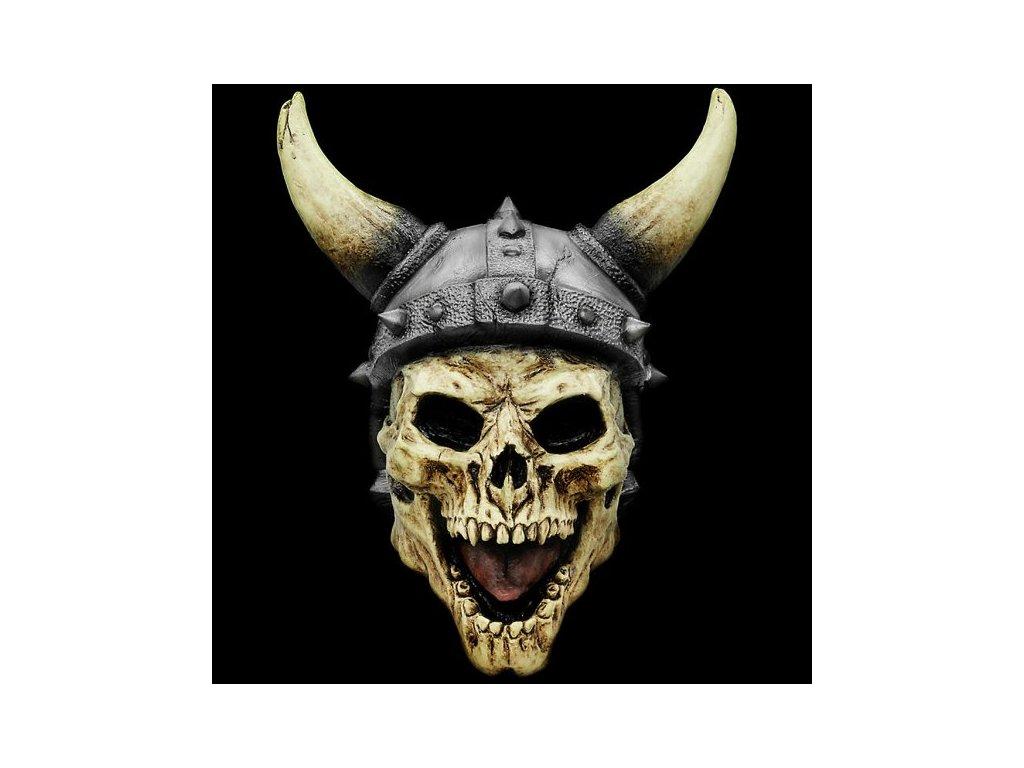 maska viking lebka