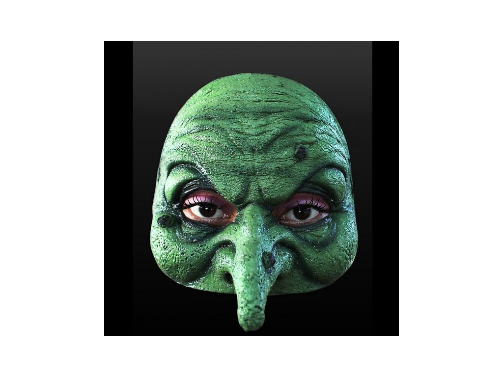 carodejnice maska