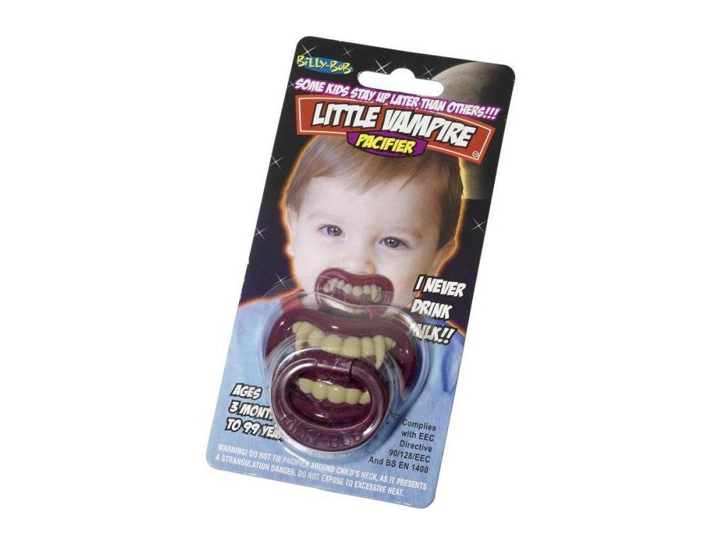 dudlik upiri zuby