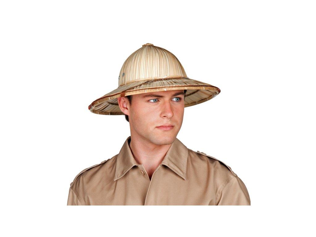 klobouk safari