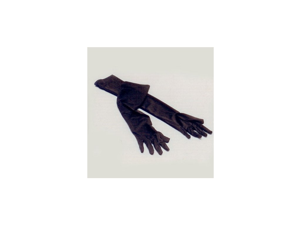 rukavice cerne