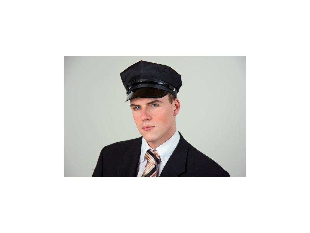 cepice cerna policie