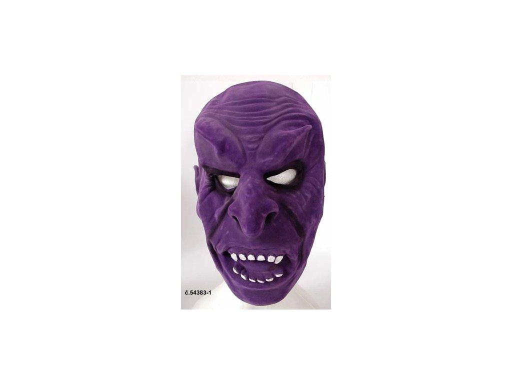 maska strasidlo