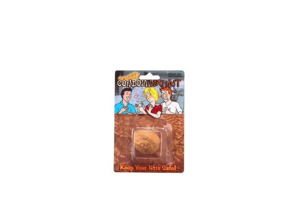kondom v orechu