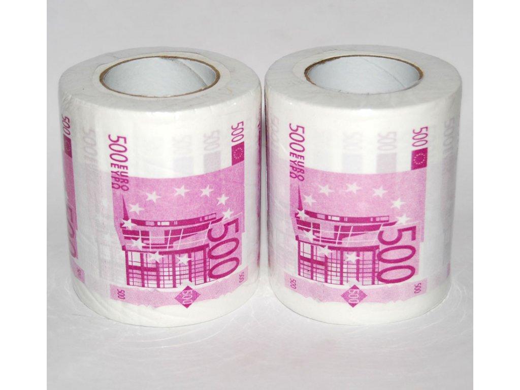 toaletni papir 500 eur