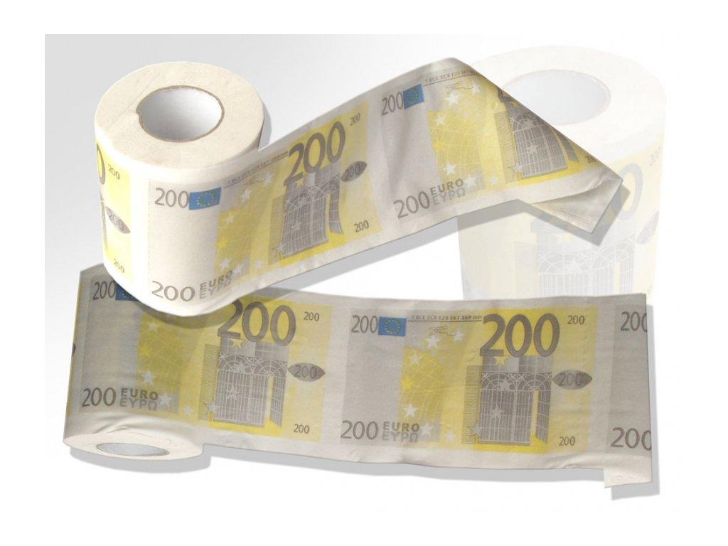 toaletni papir 200 EUR