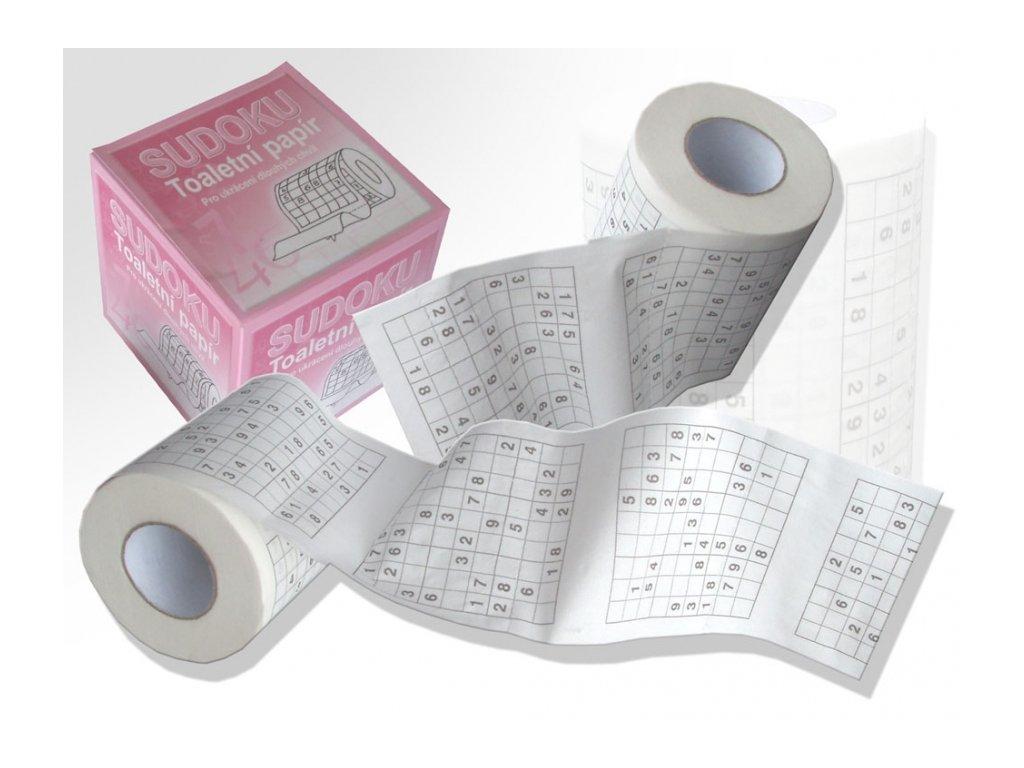 Toaletni papir sudoku
