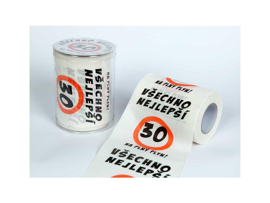 toaletni papir 30