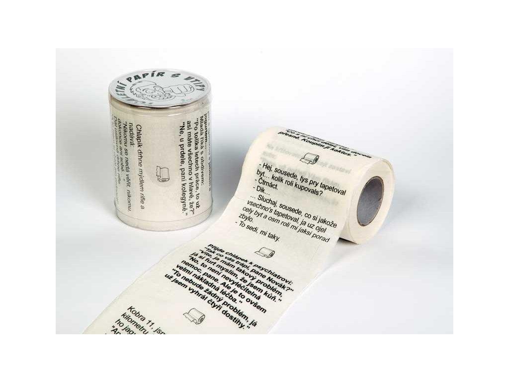 toaletni papir vtipy