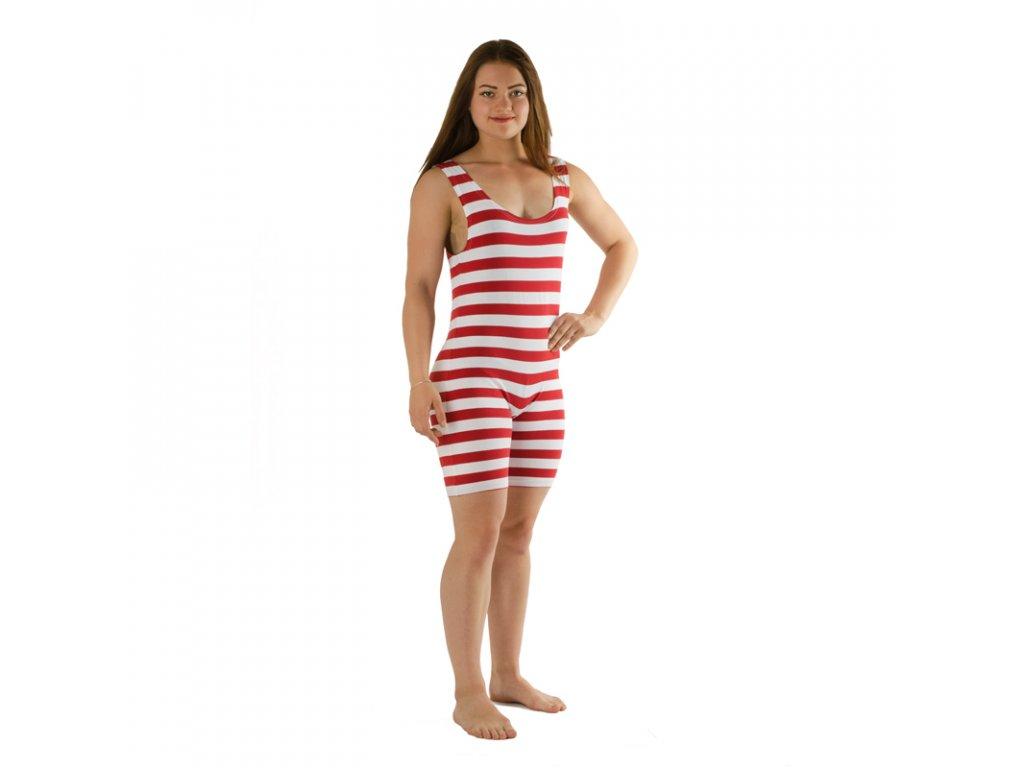 62bf4a974f damske retro plavky · Dámské plavky červené · retro plavky damske