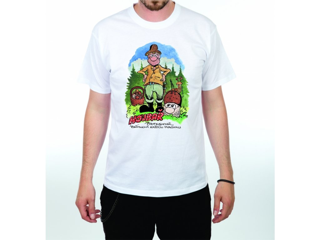 Tricko houbar