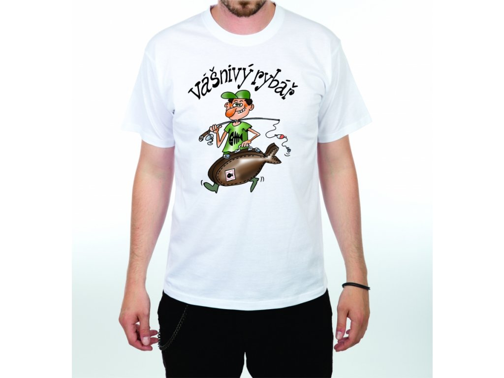 Tricko vasnivy rybar