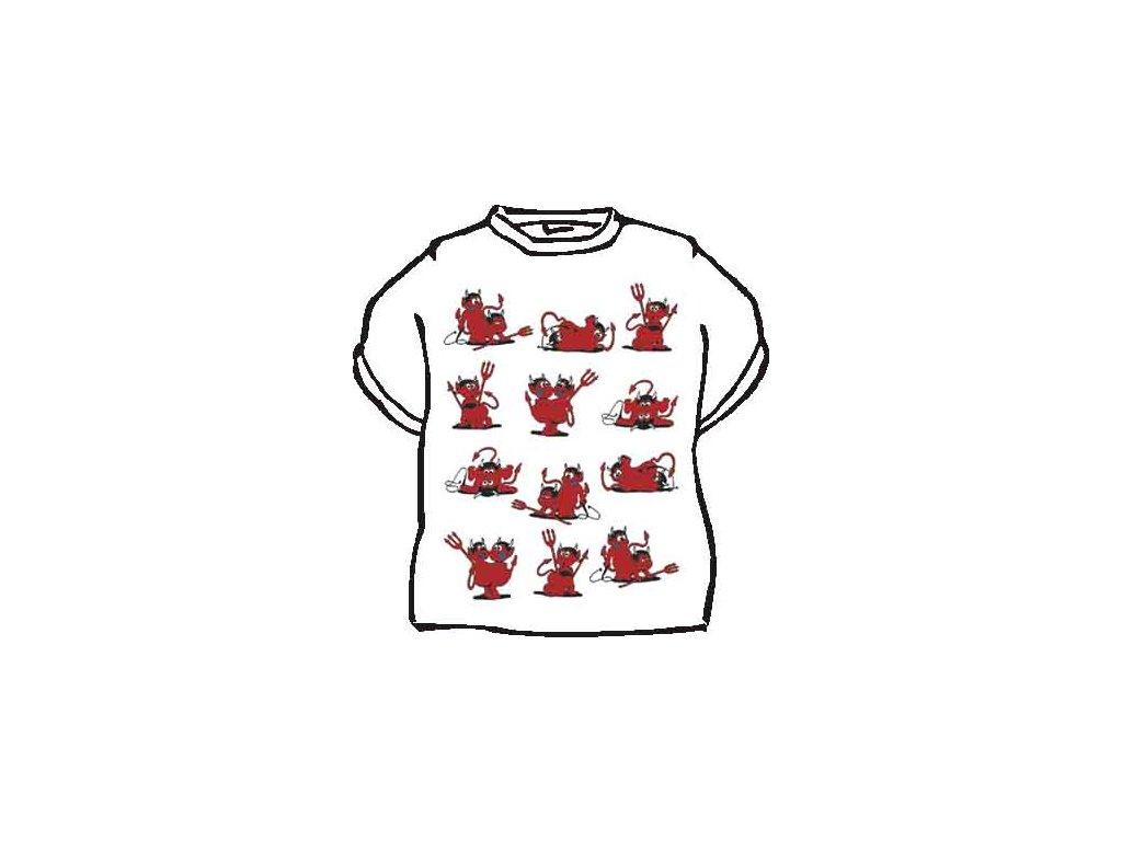 Tričko - Čertíci