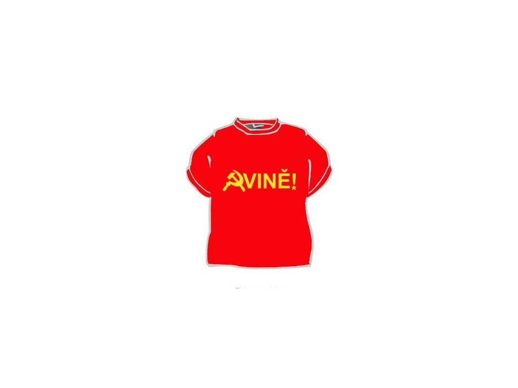 Tričko - Svině