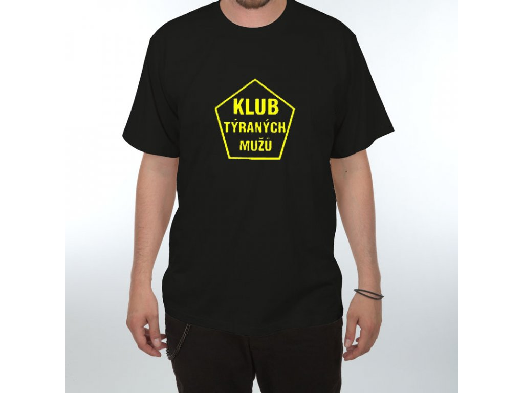 Tricko klub tyranych muzu