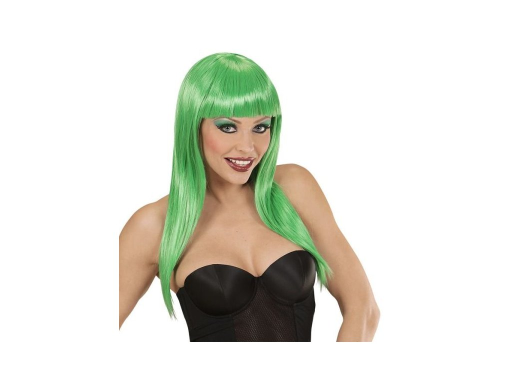 paruka zelena