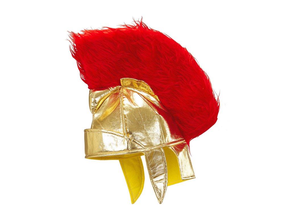 helma riman s chocholem