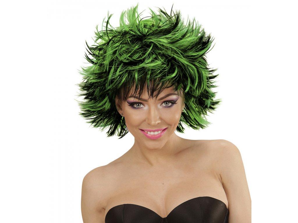 paruka disco zelena