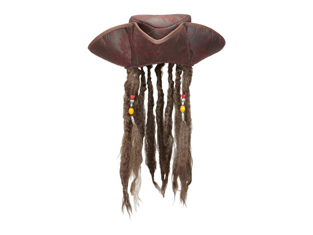 klobouk pirat