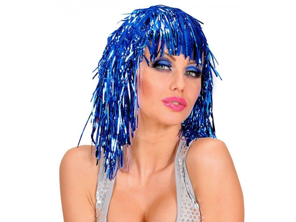 Alu paruka modrá