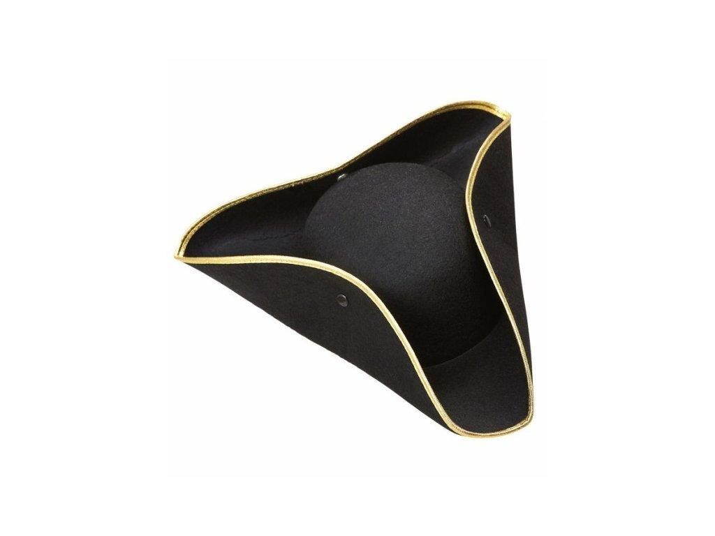 klobouk trirohy