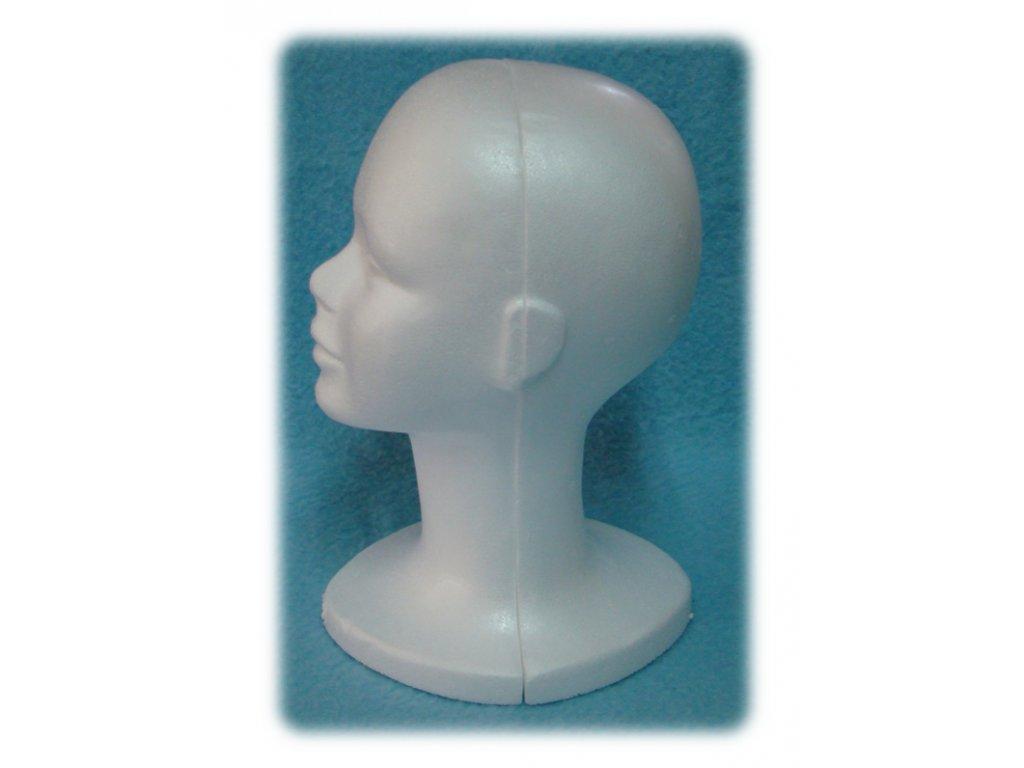 hlava polystyrenova 7171