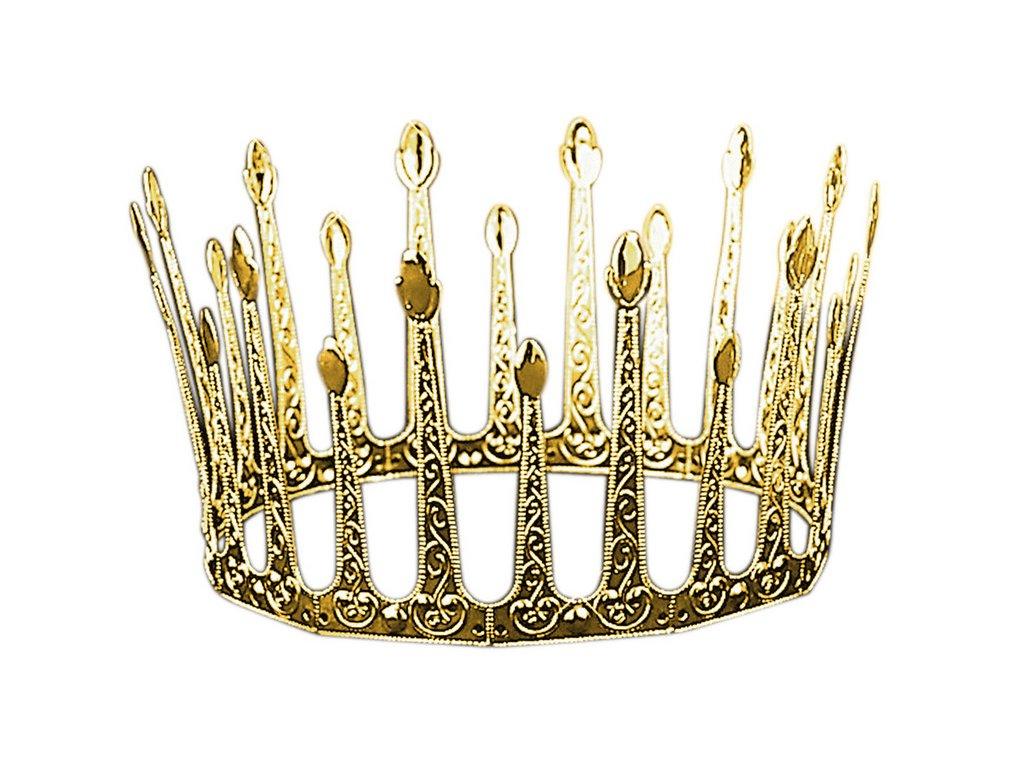 koruna kral kralovna kovova