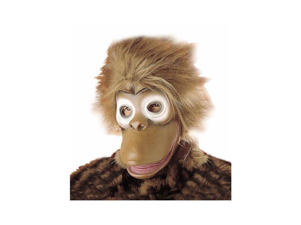 maska gorila opice