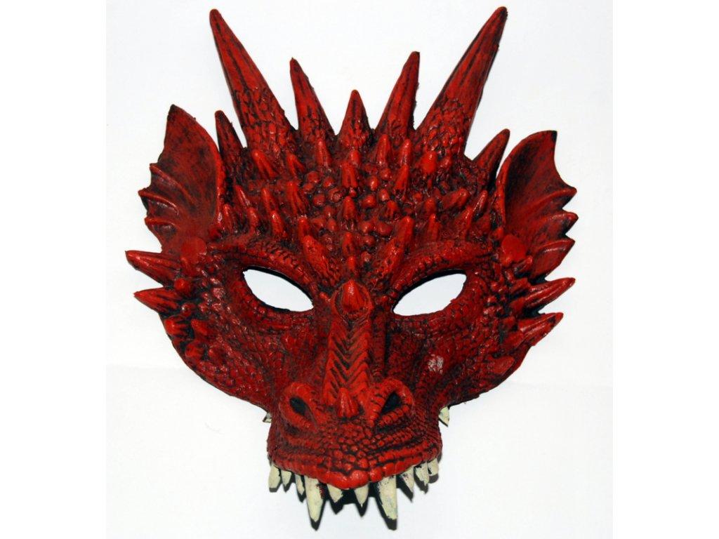 maska krava