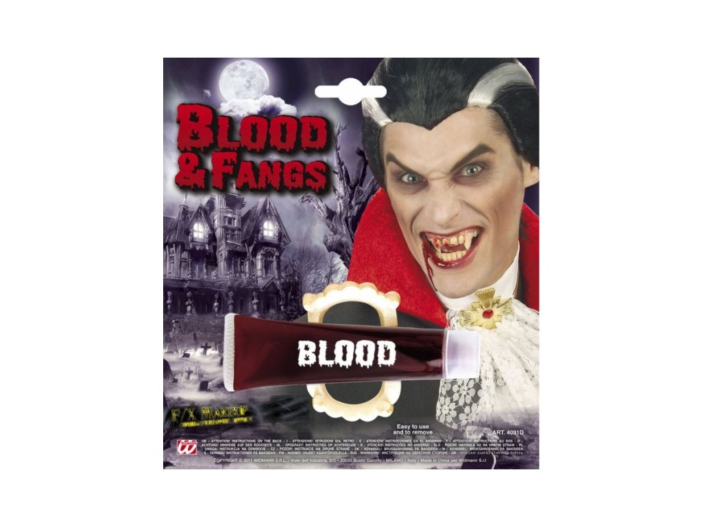 krev a zuby 74031