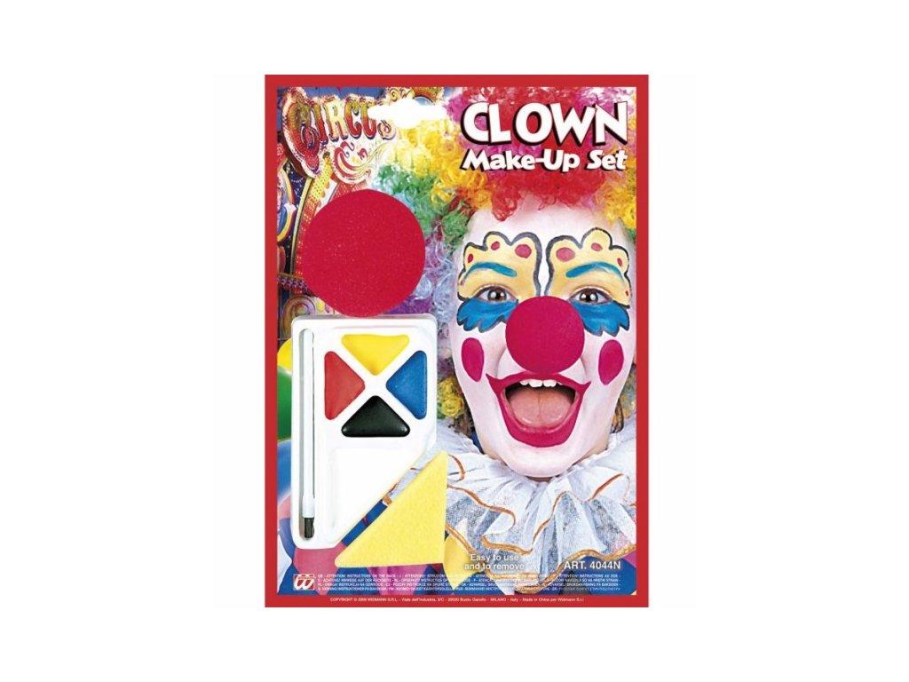 make up pro klauna