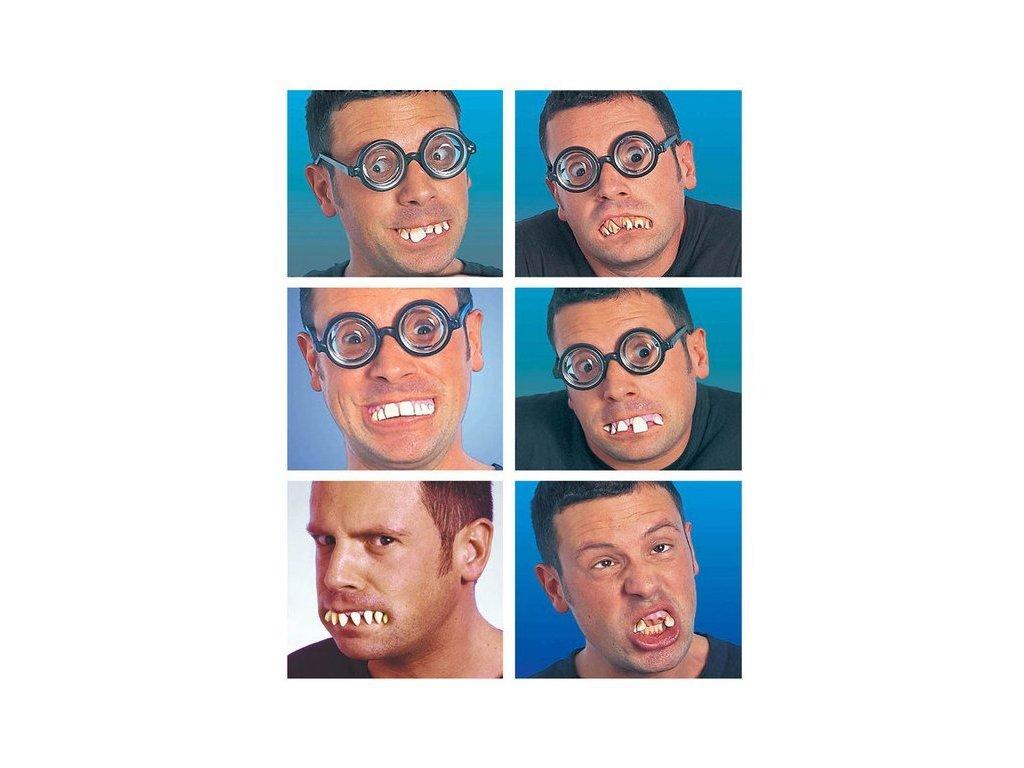 Zuby blb