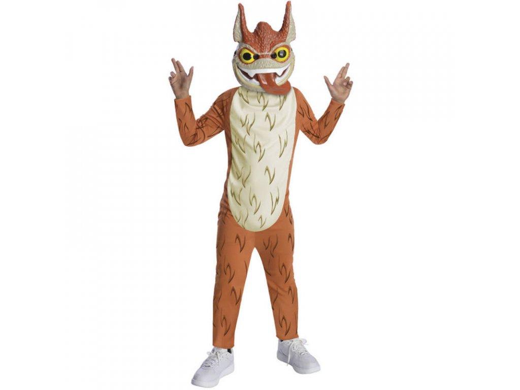 Kostym Tudor girl