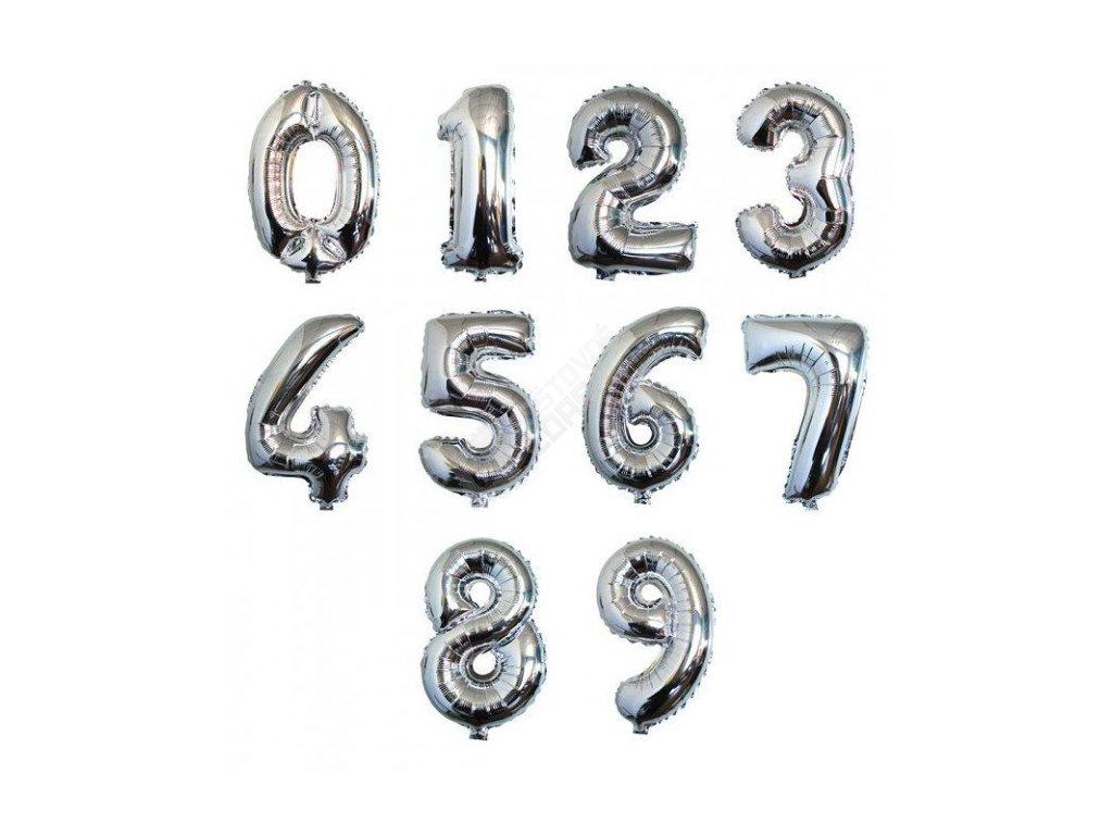 foliovy balonek 80cm