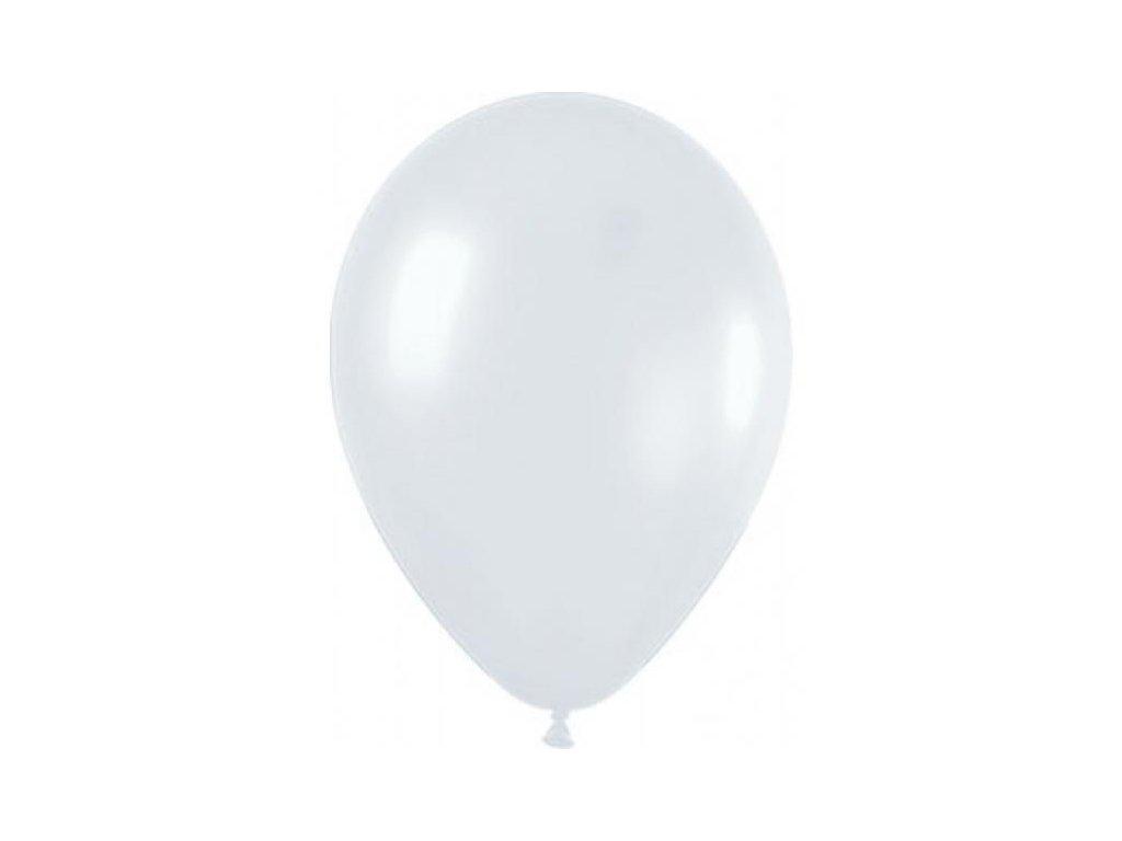 Balonek bily 23433 1