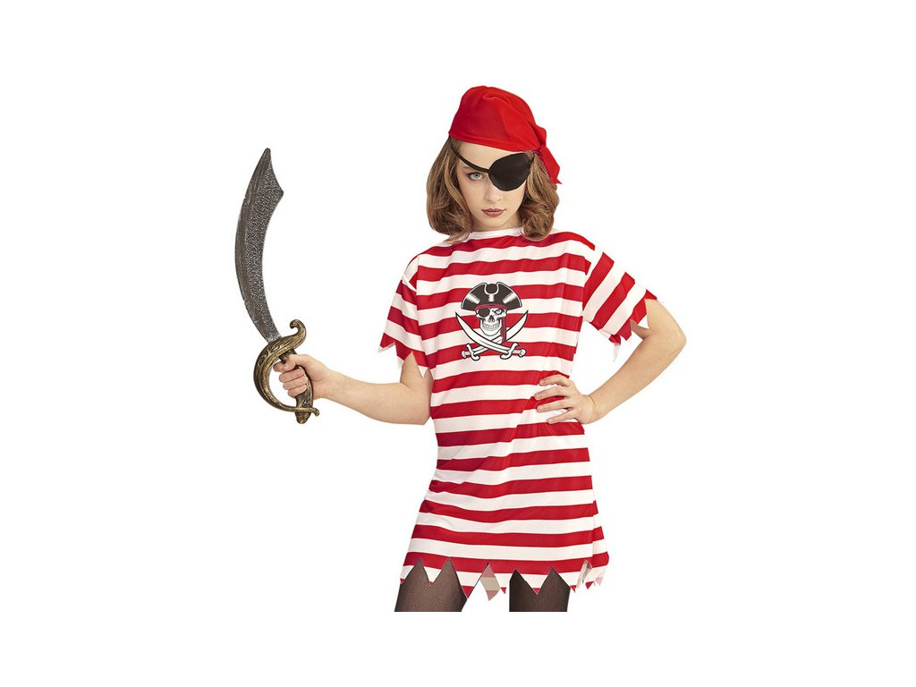 Tricko pirat detsky